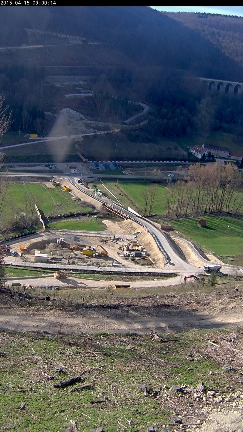 Baudokumentation der Filstalbrücke